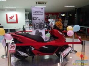 Lebih dekat dengan Honda PCX 150 lokal Indonesia tahun 2018 (1)