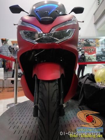 Lebih dekat dengan Honda PCX 150 lokal Indonesia tahun 2018 (13)