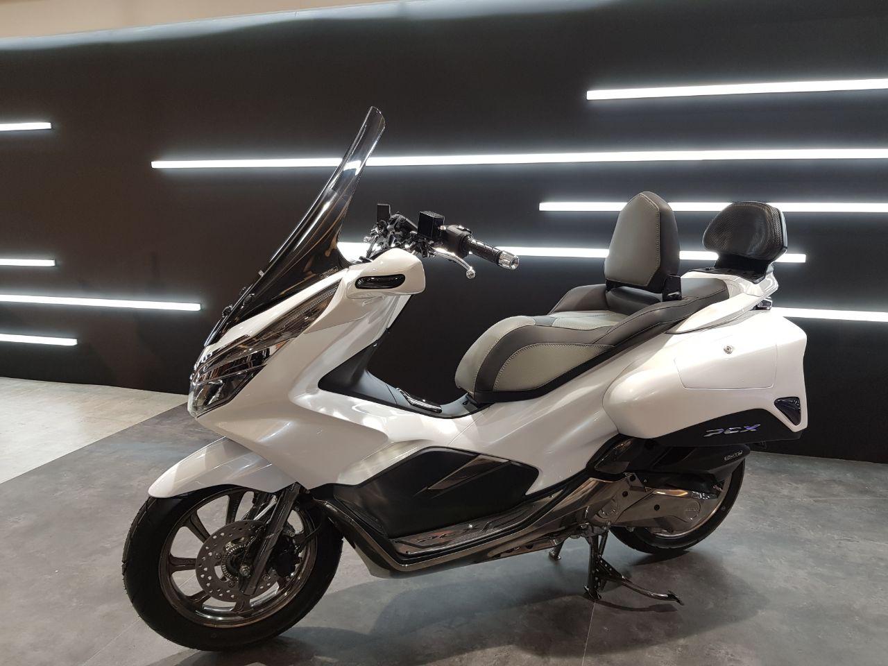 Ragam Modifikasi Honda PCX 150 Indonesia tahun 2018 (9)