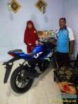 KHS meminang Suzuki GSX R 150 tahun 2018 (9)