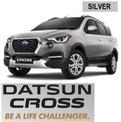 daftar pilihan warna datsun cross tahun 2018
