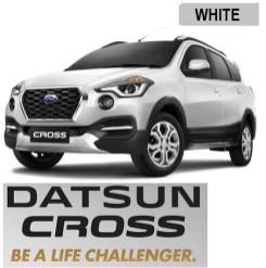 jenis pilihan warna datsun cross tahun 2018