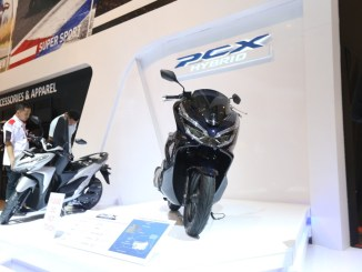All New Honda PCX Hybrid tahun 2018 hadir di Indonesia brosis