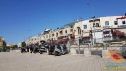 Kumpulan foto motor di sekitar Al-Aqsa, Palestina 12