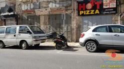 Kumpulan foto motor di sekitar Al-Aqsa, Palestina 13
