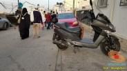 Kumpulan foto motor di sekitar Al-Aqsa, Palestina 22