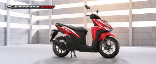 Model baru Honda Vario 125 tahun 2018