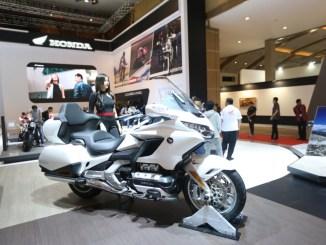 Moge Honda Gold Wing resmi masuk Indonesia tahun 2018, dibanderol 1 Milyar brosis