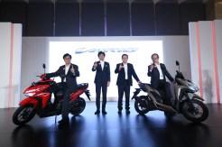 Peluncuran model baru All New Honda Vario 150 dan All New Honda Vario 125 tahun 2018