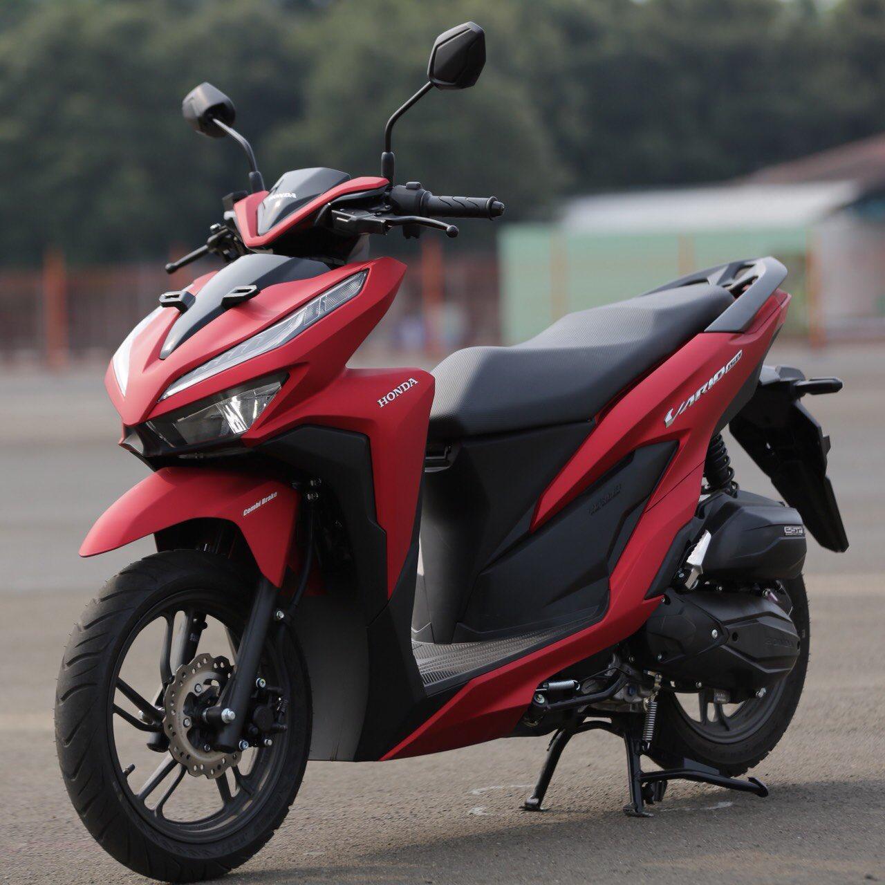 Spesifikasi Harga Model Baru All New Honda Vario 150 Dan All New
