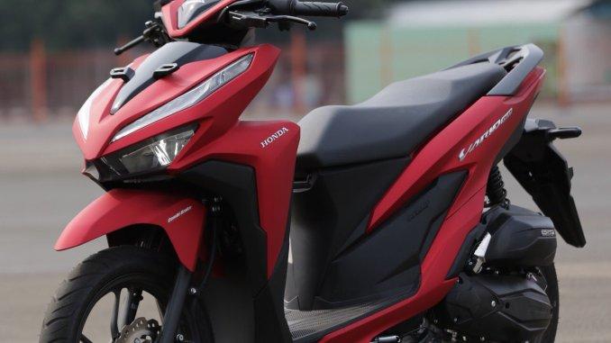 Spesifikasi, harga model baru All New Honda Vario 150 dan All New Honda Vario 125 tahun 2018