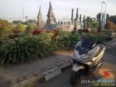 blogger setia1heri Ngincipi Honda PCX Indonesia wira-wiri Gresik-Surabaya tahun 2018 (4)