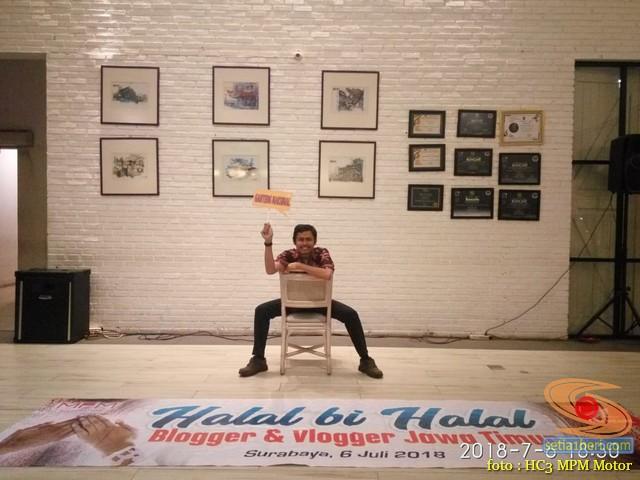 Keseruan Halal Bihalal Blogger dan Vlogger bersama Honda di Jawa Timur tahun 2018 (7)