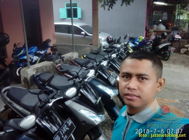 Kodpar HBH Jatimotoblog 2018 guyubz rukun blogger jawa timur dan 3 pabrikan Honda, Yamaha dan Suzuki (3)