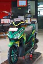 Lelang Honda Vario 150 tahun 2018 livery Bonek Persebaya~04