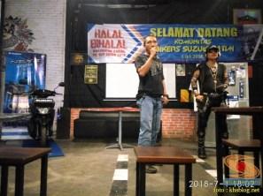 Meriahnya Halal Bihalal Biker Suzuki Jawa Timur dan Nobar Moto GP Assen 2018 (14)