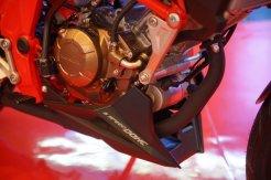 undercowl Honda CB150R StreetFire tahun 2018, ini perubahannya brosis