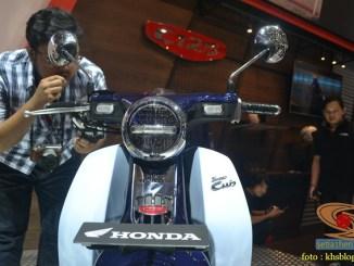 Gambar detail Honda Super Cub C125 tahun 2018 (14)