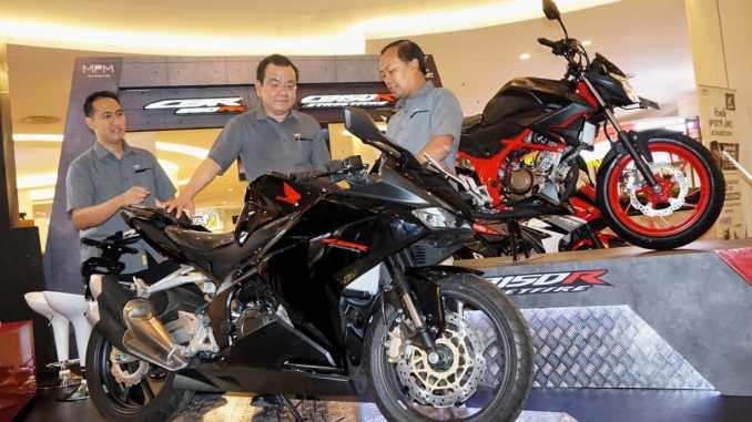 Harga New Honda CBR250RR Black Freedom di Surabaya, banderol 60 jetian brosis