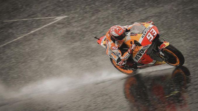 Hasil Moto GP Silverstone, Inggris 2018 : Balapan dibatalkan gans
