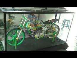 Sejarah dan kisah motor legendaris balap liar 1200m Honda Herex GL Sapu Angin Barbara Jawa Timur