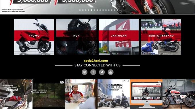 MPM Motor – PT Mitra Pinasthika Mulia adalah distributor tunggal dan terpercaya penyedia pelayanan purna jual dan suku cadang sepeda motor HONDA untuk wilayah Jawa Timur