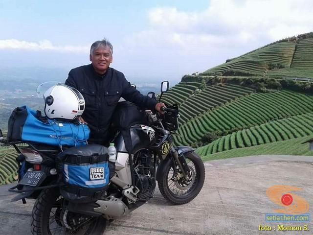 Mengapa pilih Yamaha Scorpio buat turing? Inilah alasannya brosis...