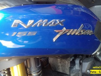 Wow ada Yamaha NMAX Pulsar... (1)