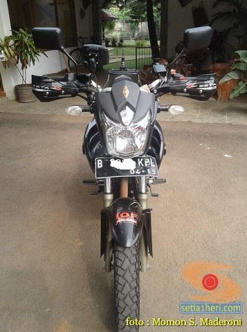 Yamaha Scorpio modifikasi turing yang fungsional dan hi tech brosis (4)