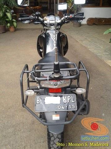 Yamaha Scorpio modifikasi turing yang fungsional dan hi tech brosis (9)