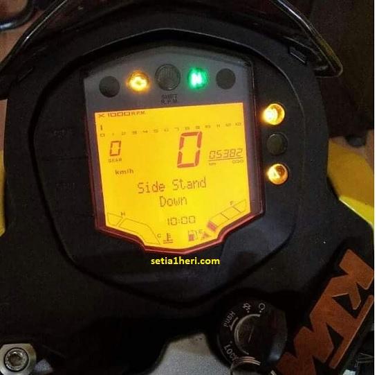 speedometer KTM Duke 250
