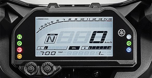 Spesifikasi, harga dan tampilan Yamaha R25 dan R3 tahun 2018 7