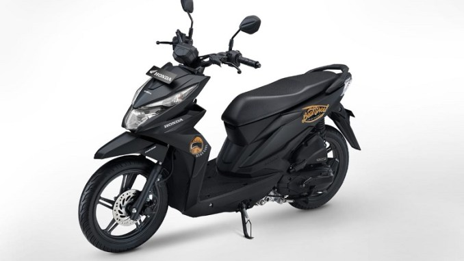 Warna Baru New Honda BeAT Street eSP tahun 2018 (1)