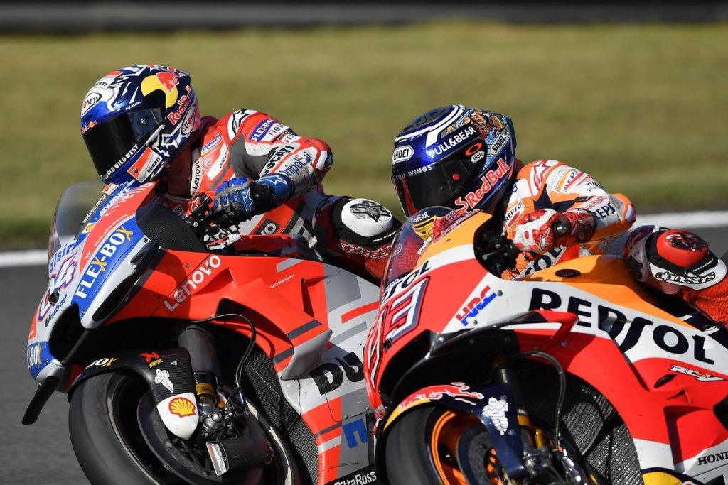 Hasil Moto GP Motegi, Jepang tahun 2018 : Marquez amankan pertamax disusul Crutchlow dan Rins