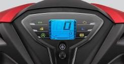 speedometer yamaha freego tahun 2018