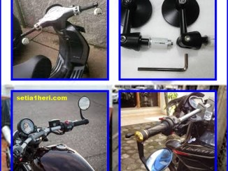 spion model bar en atau model jalu kena tilang