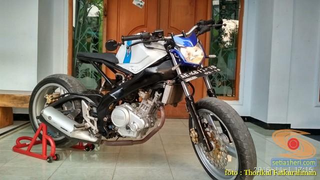 Sadis, Modifikasi Yamaha vixion 2014 Minorfighter asal Ponorogo