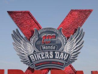 ada 33.675 Bikers Ramaikan Honda Bikers Day (HBD) 2018 di Pangandaran, Jawa Barat