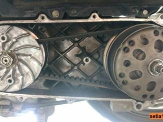 Buat motor matic, perhatikan rumus CVT berikut agar motor joss gandoss larinya (4)
