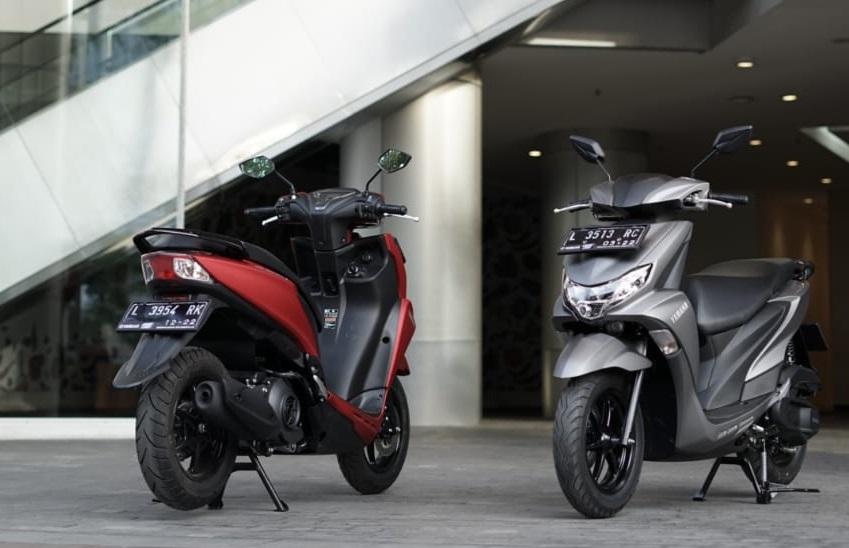 Inilah Daftar Harga Yamaha FreeGo di Kota Surabaya tahun 2018