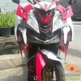 Kumpulan gambar modifikasi motor aliran body tumpuk (botum) alias monster atau fighter (4)