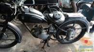 Restorasi motor klasik, unik dan langka merk DKW Union Tahun 1955 (Made in Germany) (4)