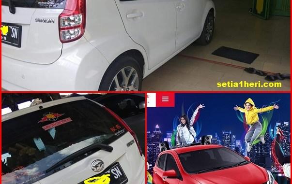 Review mobil Daihatsu Sirion lansiran 2014, monggo disimak brosis