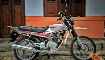 Sejarah Dan Kisah Motor Legendaris Dragbike Honda Gl Sapu Angin