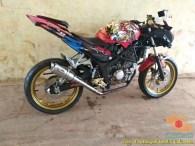 Kumpulan gambar modifikasi Honda CBR150R tanpa fairing (6)