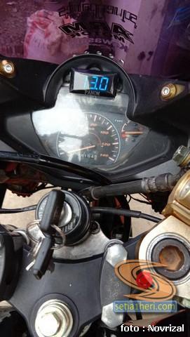 Modifikasi Honda Supra Fit full fairing kayak motor sport brosis (7)