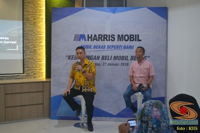 Talkshow Keuntungan Beli Mobil Bekas dari Harris Mobil Surabaya dan Indra FORWOT (1)