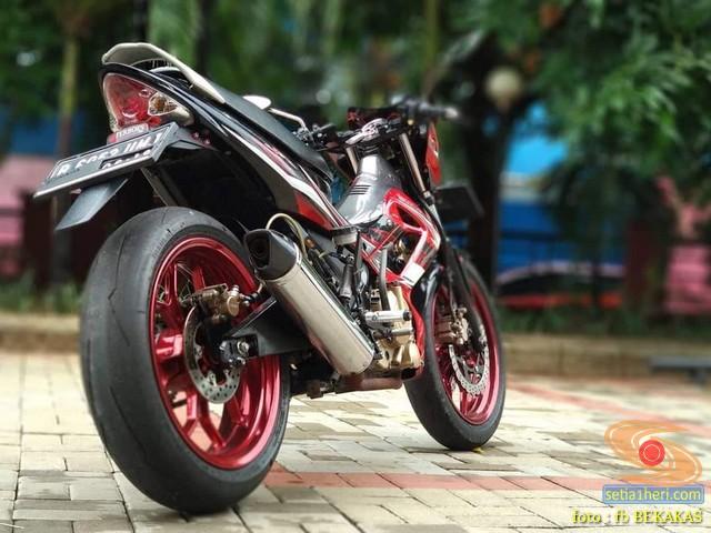 plus minus velg palang variasi merk vrossi menurut biker