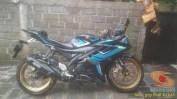 Kumpulan gambar modifikasi sepeda motor pakai piringan cakram besar brosis (13)