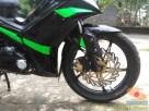Kumpulan gambar modifikasi sepeda motor pakai piringan cakram besar brosis (23)